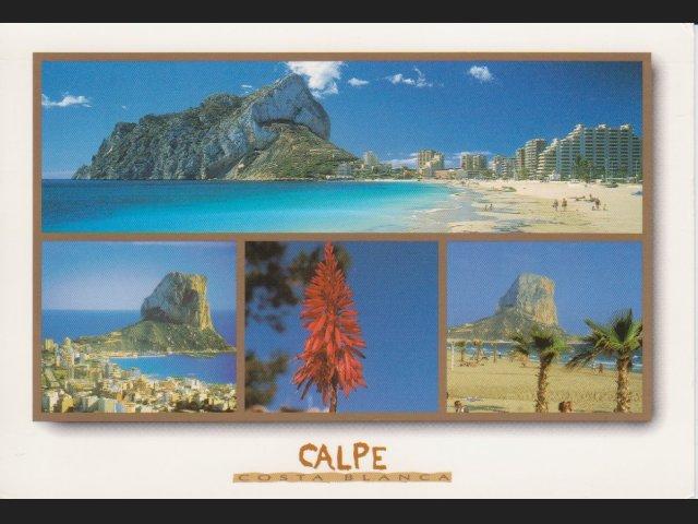 Calpe - Costa Blanca